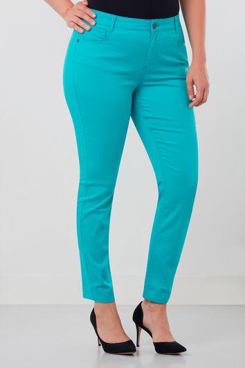 Pantalon slim leg