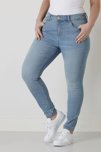 Jeans seconde peau Shaping