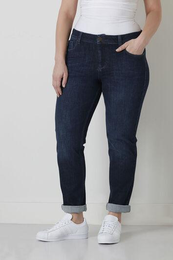 Jeans Rose Loose leg