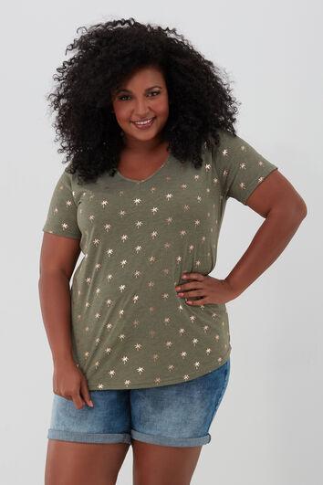 T-shirt avec motif