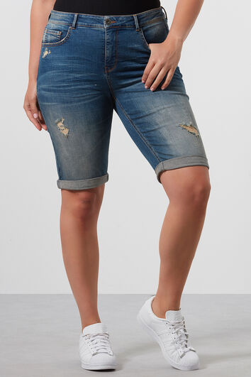 Bermuda en denim BOTTOMLIFT