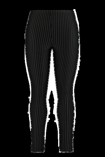 Legging à fines rayures