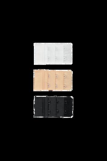 Pack de 3rallonges de soutien-gorge 34mm