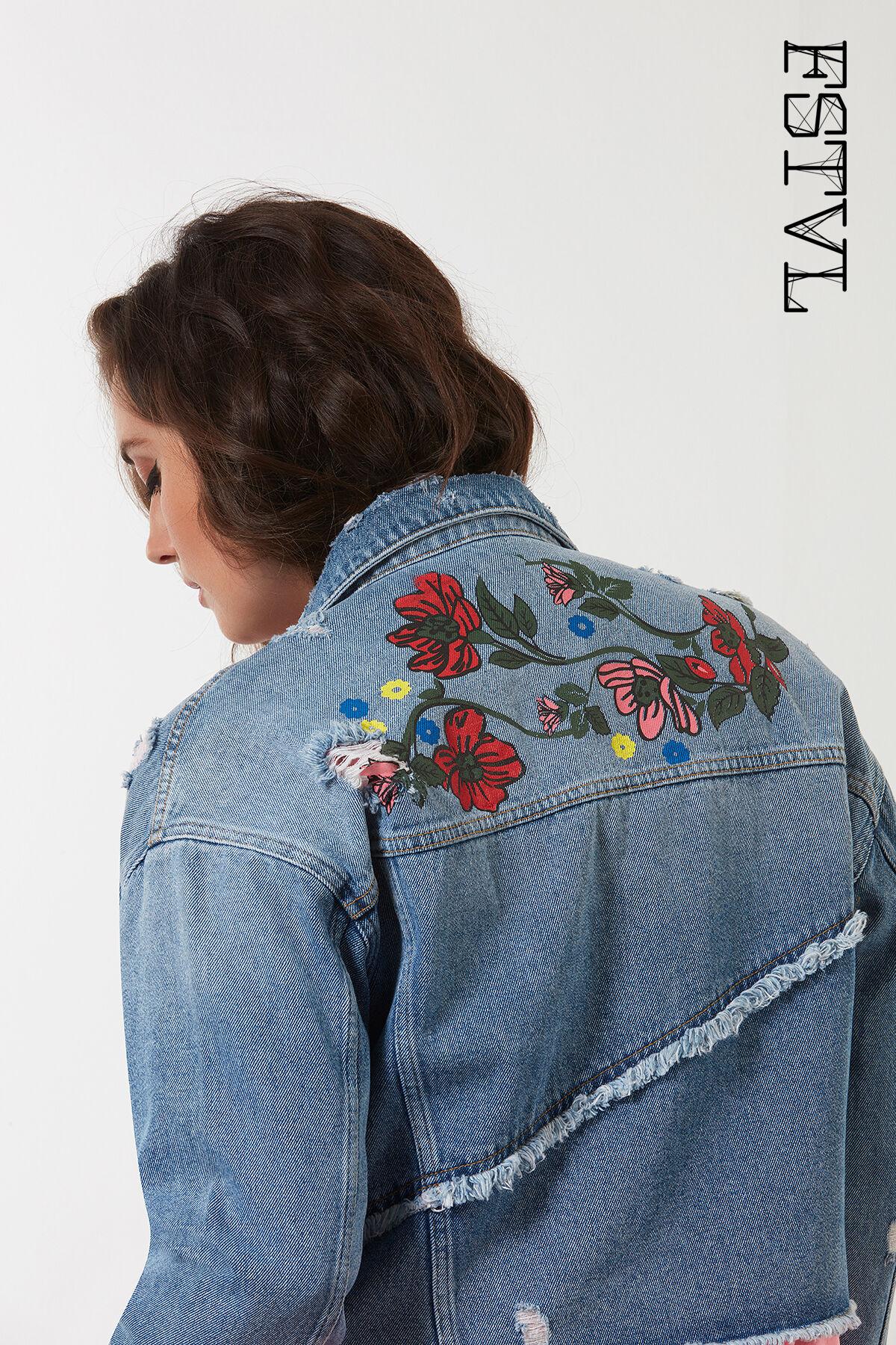 Denim Vestes Ms En Sale Mode® YPOXY 2254bccf85d