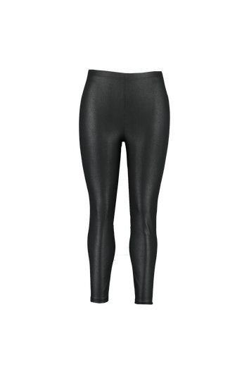 Legging animal enduit