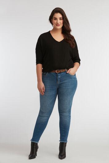 skinny jeans CHERRY avec ceinture