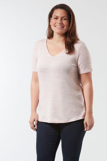 T-shirt en lurex
