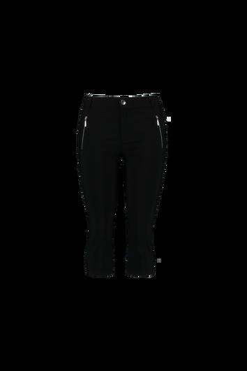 Pantalon corsaire avec fermetures Éclair