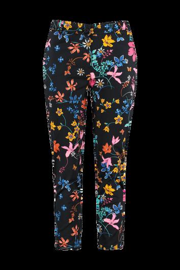 Pantalon avec imprimé floral