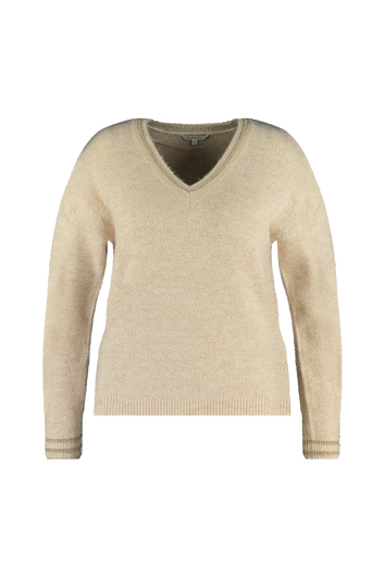 Pull-over en lurex