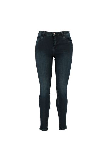 Jean skinny taille haute CHERRY