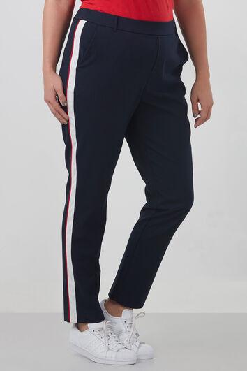 Pantalon avec bande sport