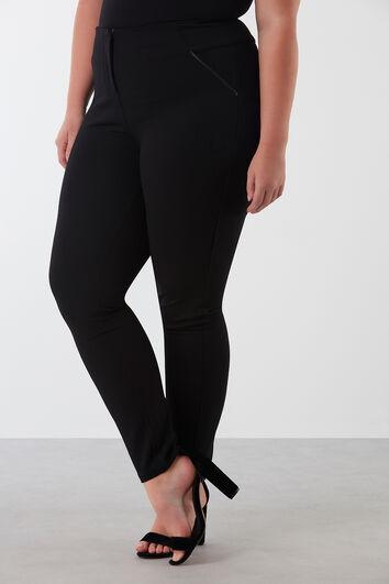 Pantalon jambes slim