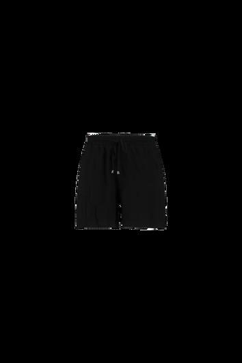 Short avec ceinture en tissu