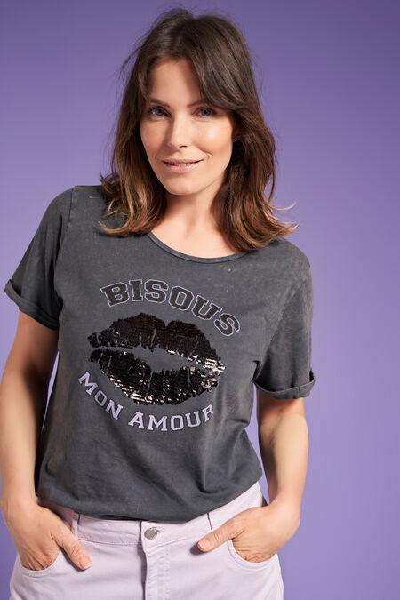 T-shirt à imprimé